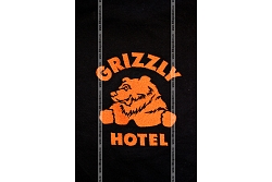Вышивка Grizzly Hotel